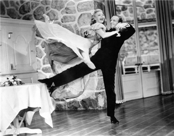 Ginger Rogers and Fred Astaire | Corpus