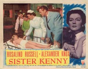 Sister Kenny film poster