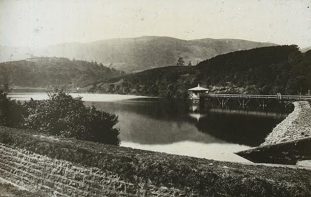 Ross Creek Reservoir c1920