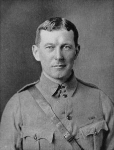 Physician, poet and soldier John McCrae (1872-1918)