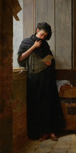 Saudade (1899), by Almeida Júnior