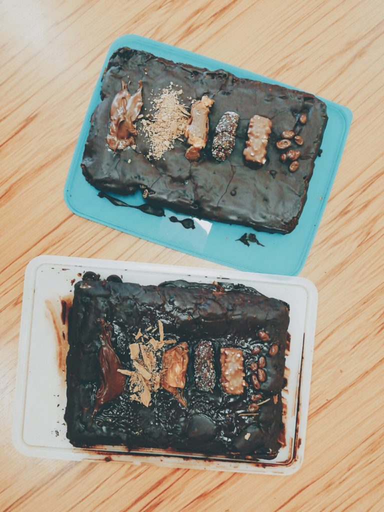 bake your thesis