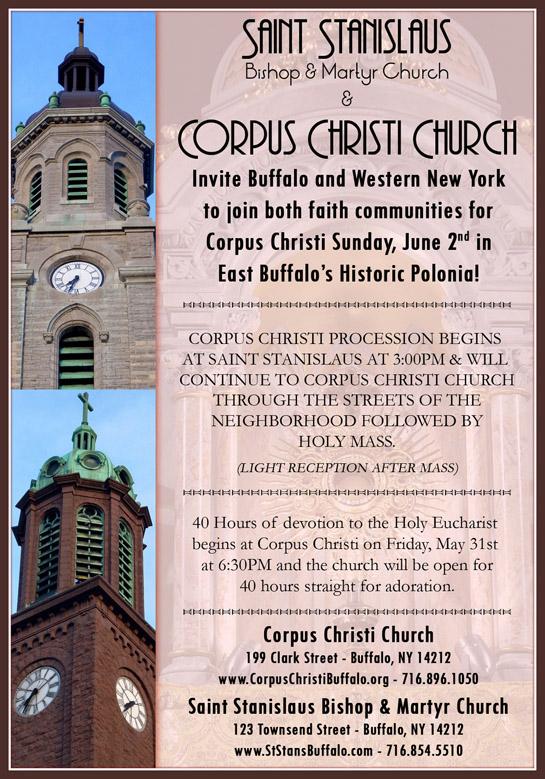 Corpus Christi Sunday