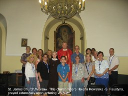 .Pilgrimage to Poland (August 13-21, 2018)