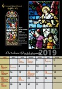 kalendarz Bufallo 201912