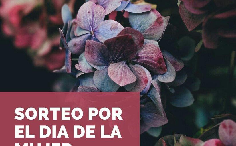 flores que evocan a la mujer