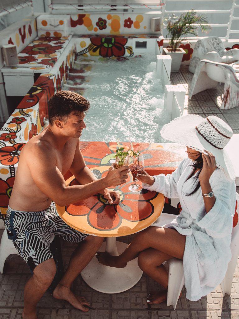 Nuestro tratamiento spa en La Habana