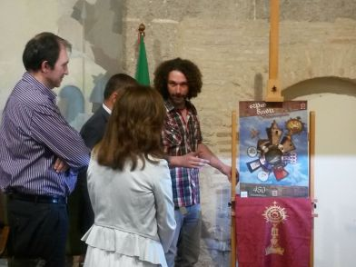 Presentación Cartel Corpus Christi 2015