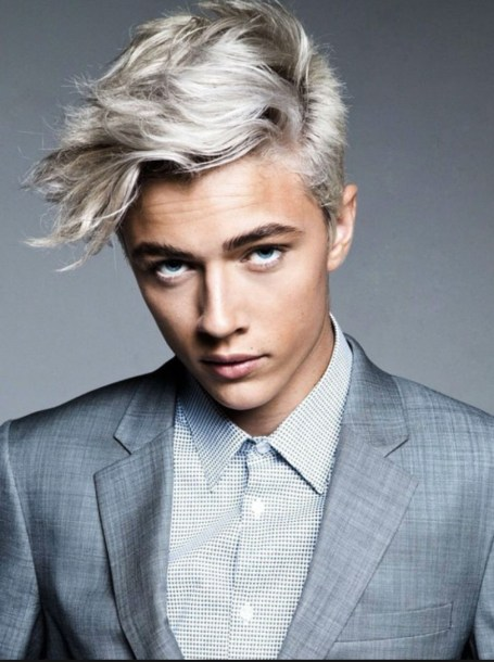 MENS HAIR STYLES, SHAVED, LOOK, STYLE FOR MAN