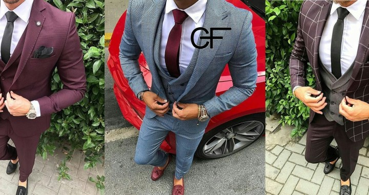 10 OUTFITS FOR BUSINESS MEN