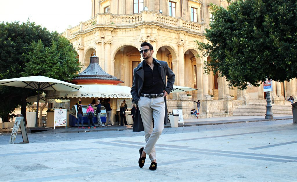 CORRADO FIRERA, OUTFIT BUSINESS CHIC, SMART, ELEGANT, DAPPER