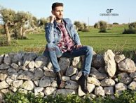 GIACCA DENIM, CROSS JEANS, CORRADO FIRERA