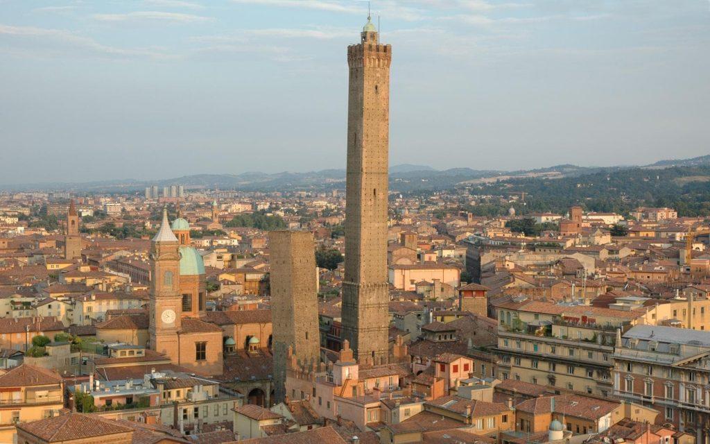 le più belle citta italiane da visitare, italia, sfondo hd, bologna, vacanze in Italia