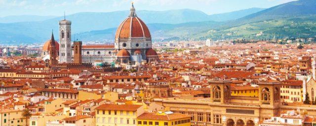 le più belle citta italiane da visitare, italia, sfondo hd, città, firenze, vacanze in Italia