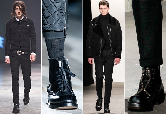 boots, men's accessories