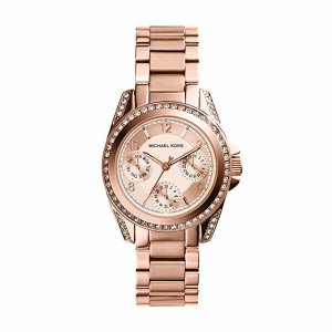 Michael Kors, mini blair, orologi da donna