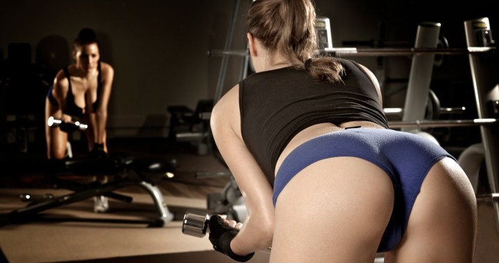 5 Exercises to Tone  Your Butt Getting a Perfect B Side