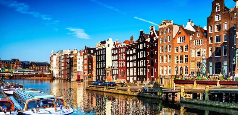 Amsterdam, città del divertimento europee