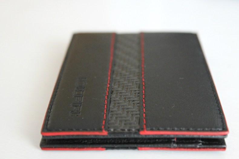 mens card holder, document holder, coldfire, cfsmagazine
