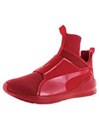 Puma Fierce Core Rosse, scarpe da ginnastica uomo, scarpe sportive uomo