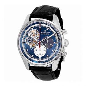 Zenith el Primero Chronomaster 1969 cronografo automatico mens orologio 03.2040.4061/52.c700, orologi svizzeri