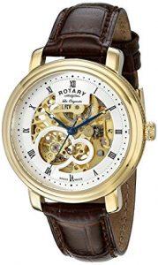 Rotary JURA, Orologio da polso Uomo, orologi svizzeri
