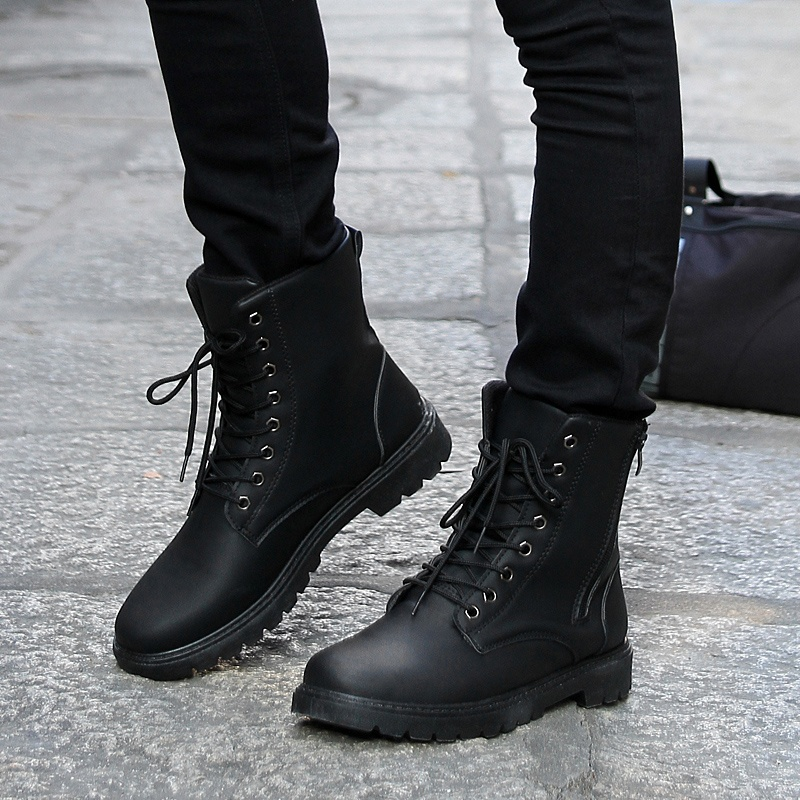 Men's shoes trends of winter 2019 - boots