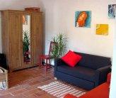 Salón de apartamento en el Corral del Conde
