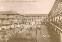 Corral del Conde, 1902