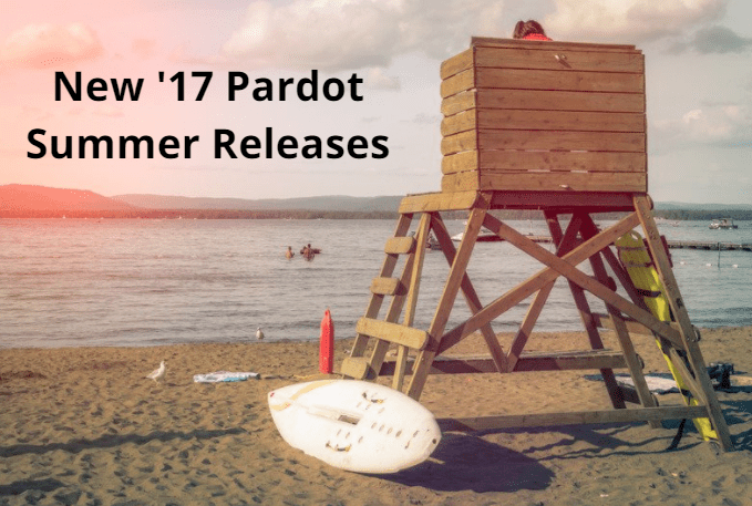 Pardot summer releases