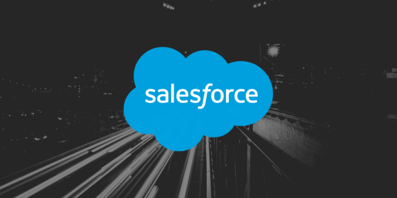 Salesforce - the ultimate work from home platform
