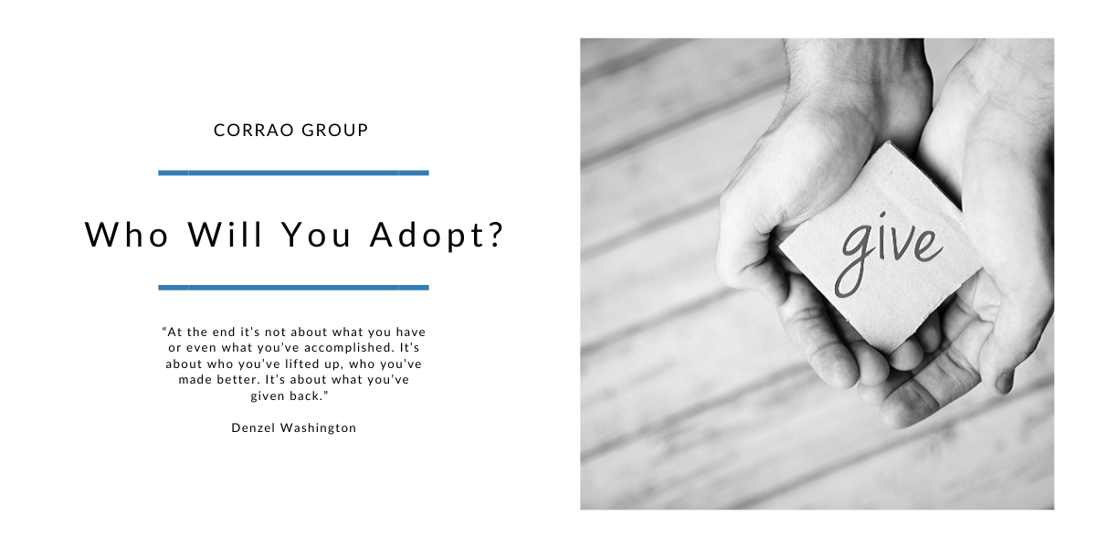 Who Will You Adopt?