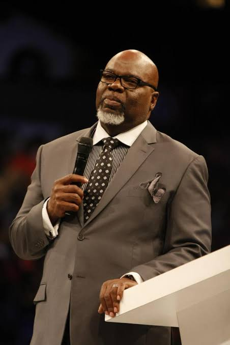 Bishop Td Jakes- From Grave To Grace