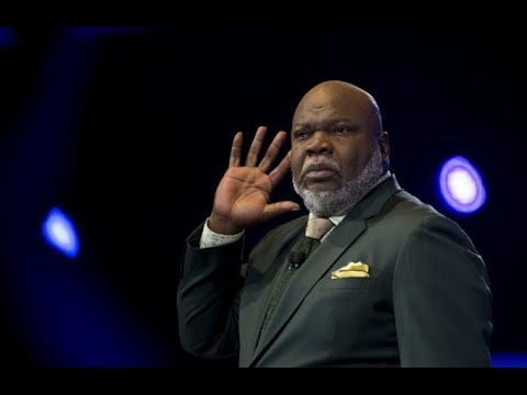 Bishop Td Jakes – Fight Back Mp3 Download