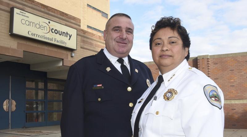 Warden Karen Taylor Makes History in Camden County