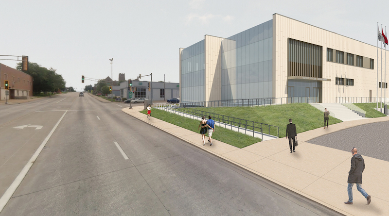 HOK Completes Adams County Jail Design - Correctional News