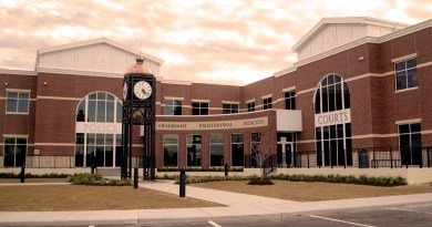 City of O'Fallon Justice Center