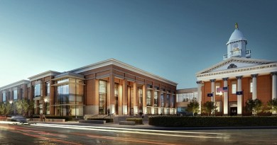 Ambitious Franklin County Courthouse Project Moves Ahead