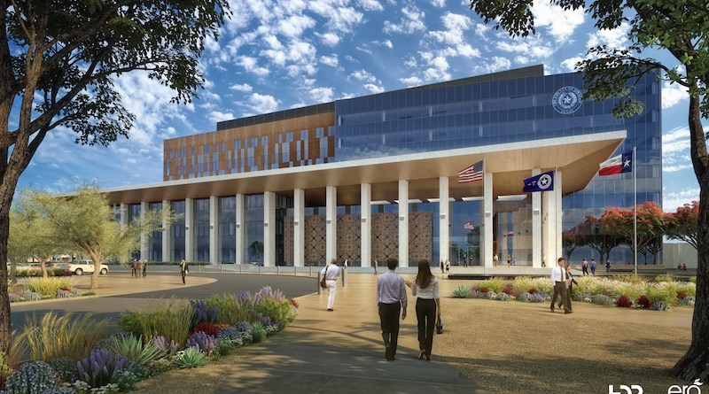Groundbreaking for New Hidalgo County Courthouse Set for Fall