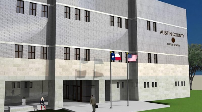 Austin County Makes Plans for New Justice Center
