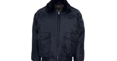 Police Bomber Jacket