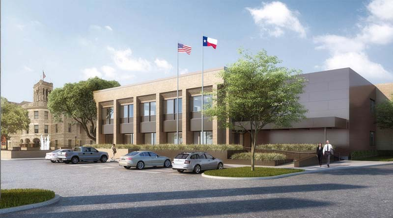 Texas Courthouse Project Will Meet Growing County Needs