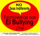 No seas indiferente ante el Bullying