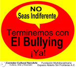 No seas indiferente ante el Bullying