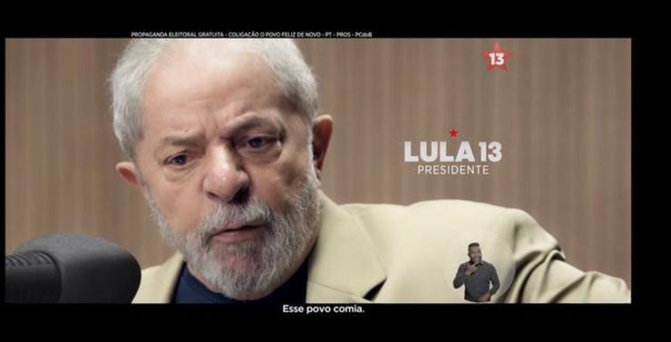 Resultado de imagem para Ministro do TSE suspende propaganda do PT com Lula candidato