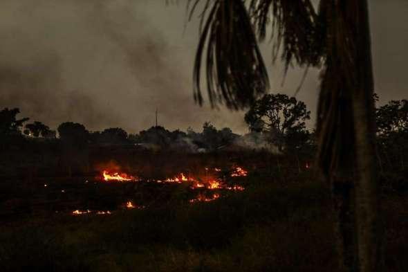 Acre tem maior número de queimadas dos últimos 3 anos