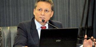 Deputado Adjuto Afonso, com atividades no recesso parlamentar/Foto: Danilo mello