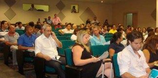 Auditório lotado no lançamento inédito/Foto: Divulgação