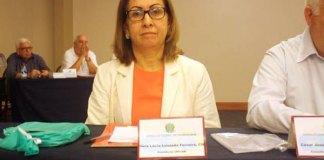 Vera Louzada, presidente do CRO/Am