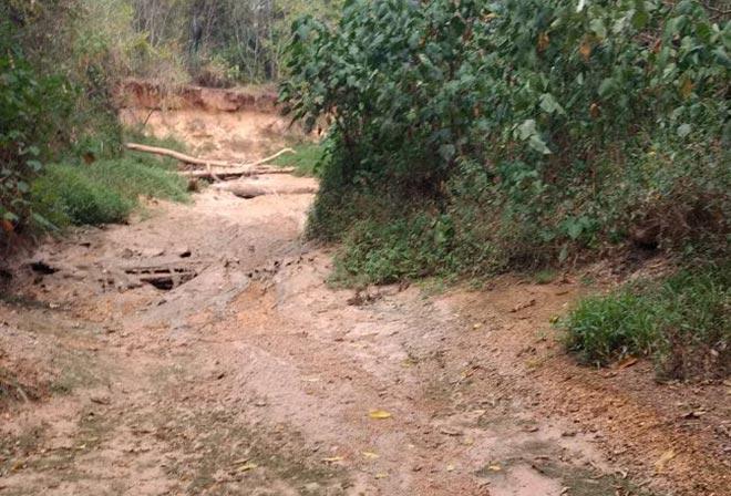 Em nota, Votorantim Metais explica motivo de secagem no Rio Santa Catarina